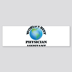 World's Best Physician Assistant Bumper Sticker