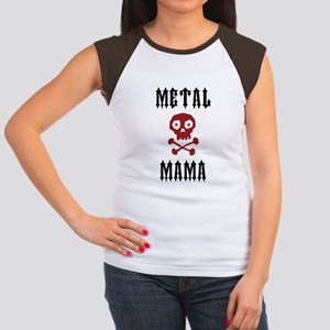 Metal Mama Women's Cap Sleeve T-Shirt