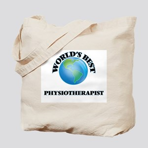 World's Best Physiotherapist Tote Bag