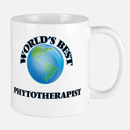 World's Best Phytotherapist Mugs