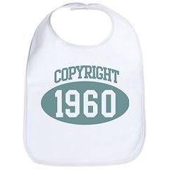Copyright 1960 Bib