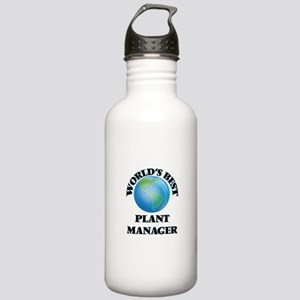 World's Best Plant Man Stainless Water Bottle 1.0L