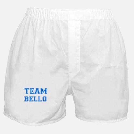 TEAM BLACK Boxer Shorts