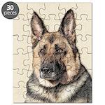 German Shepherd Puzzle