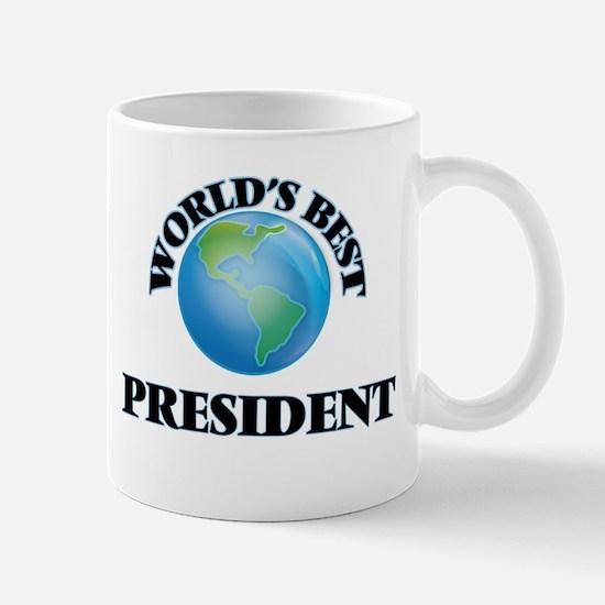 World's Best President Mugs