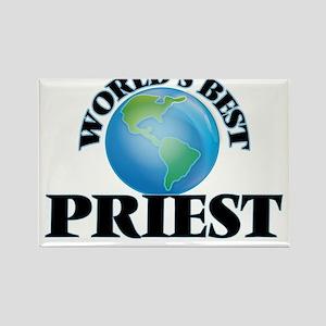 World's Best Priest Magnets