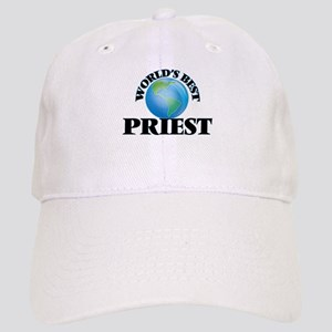 World's Best Priest Cap