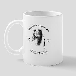 ISR Logo Mug