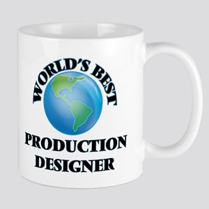 World's Best Production Designer Mugs