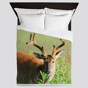 BUCK in VELVET Queen Duvet
