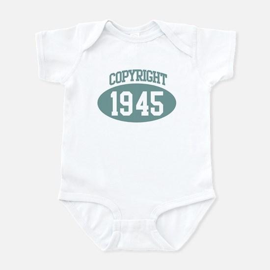 Copyright 1945 Infant Bodysuit