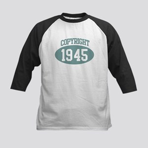Copyright 1945 Kids Baseball Jersey