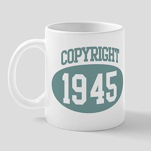 Copyright 1945 Mug