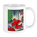 Santa's Butt crack Mugs