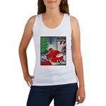 Santa's Butt crack Tank Top