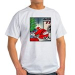 Santa's Butt crack T-Shirt