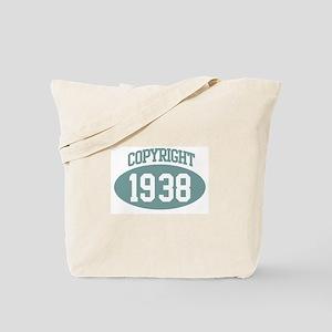 Copyright 1938 Tote Bag