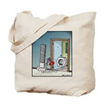 Bolt and Nut Valentine's Day Tote Bag
