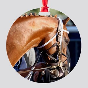 TAPITURE, Gorgeous Thoroughbred Stallion Ornament