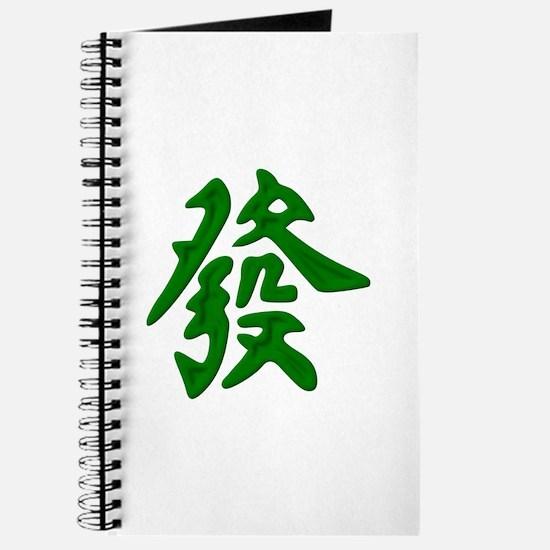 Mahjong Green Dragon Journal