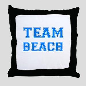 TEAM BERG Throw Pillow