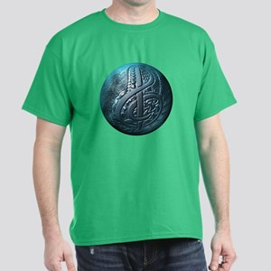 Music Makes the World Go Round Dark T-Shirt