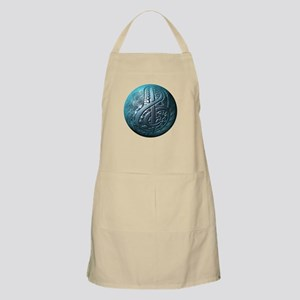 Music Makes the World Go Round Apron