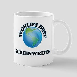 World's Best Screenwriter Mugs