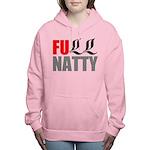 Full Natty Women's Hooded Sweatshirt