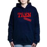 TREN Women's Hooded Sweatshirt