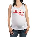 DBOL Maternity Tank Top