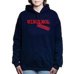 Winstrol Women's Hooded Sweatshirt