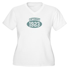 Copyright 1923 T-Shirt