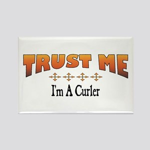 Trust Curler Rectangle Magnet