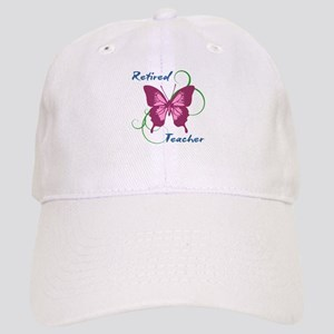 Retired Teacher (Butterfly) Cap