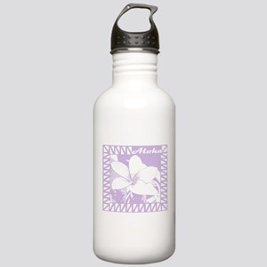 Lanai Plumeria Stainless Water Bottle 1.0L