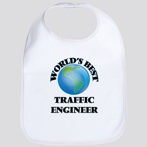 World's Best Traffic Engineer Bib