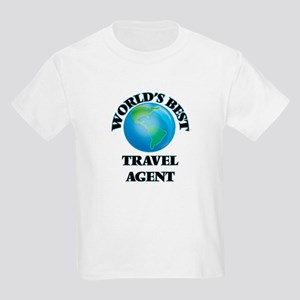World's Best Travel Agent T-Shirt