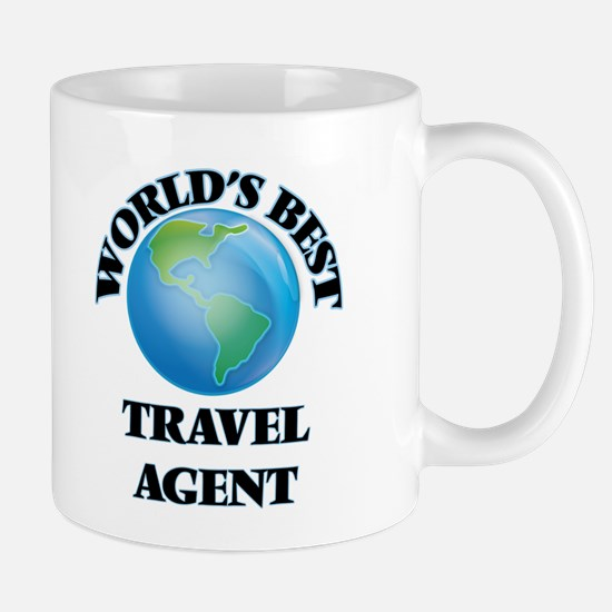 World's Best Travel Agent Mugs