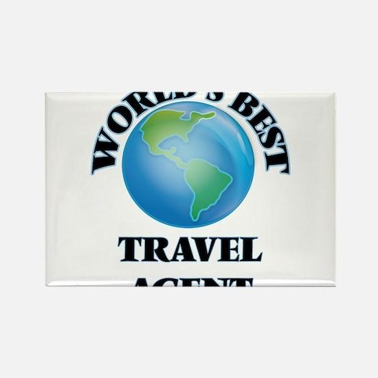 World's Best Travel Agent Magnets