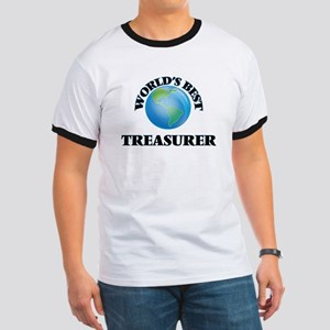 World's Best Treasurer T-Shirt
