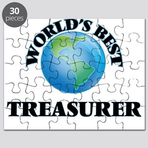 World's Best Treasurer Puzzle