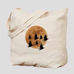 AND BY NIGHT Tote Bag