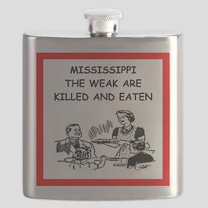 mississippi Flask