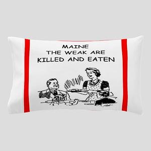maine Pillow Case