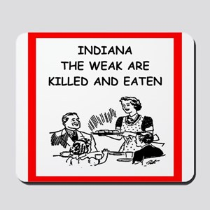 indiana Mousepad