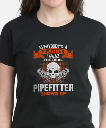 Pipefitter Tee Shirt T-Shirt