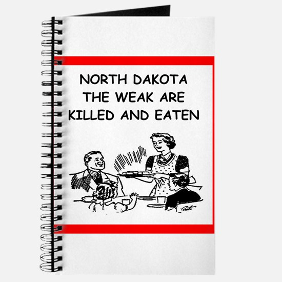 north dakota Journal