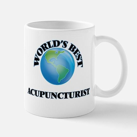 World's Best Acupuncturist Mugs