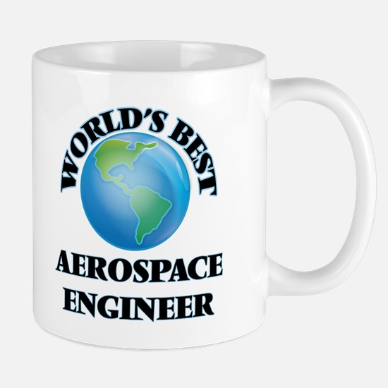 World's Best Aerospace Engineer Mugs